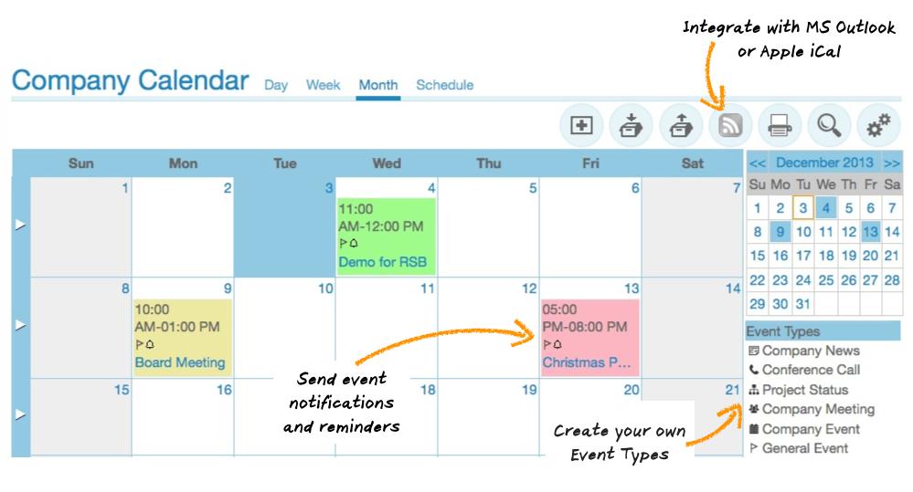 Calendar And Merged Calendar Noodle Help Site